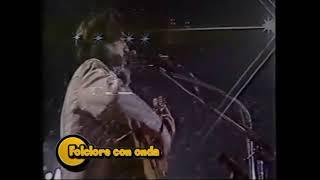BLAS CANTA SI UN DÍA FUÍ TU CANTOR (HORACIO GUARANY) IMAGENES DE FOLCLORE CON HONDA DE YUYO GONZALO