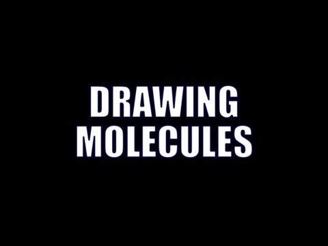 Computational Chemistry 1.4 - Drawing Molecules