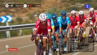 Etapa 13 Vuelta Ciclista España TELEVISION ESPAÑOLA