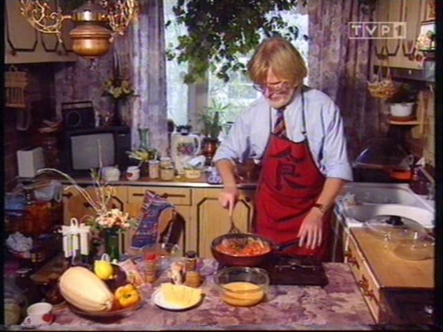 Program Pierwszy Gotowanie Na Ekranie Listopad 1995 Youtube