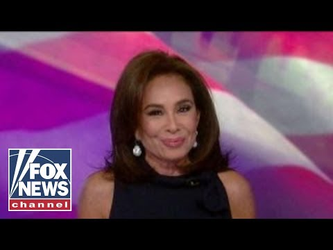 Judge Jeanine: Clinton is even dumber than I thought she was