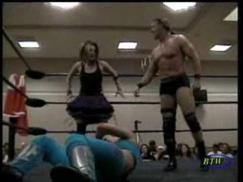 Davina Rose/Shane Kody vs Buggy/Shannon Ballard pa...