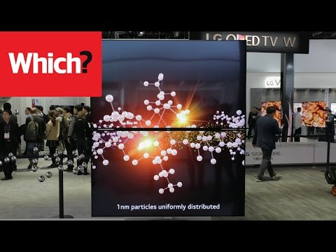 LG UHD and OLED TVs 2017 - Which first look from CES 2017