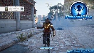 Assassin's Creed Origins - Overdesign Trophy / Achievement Guide