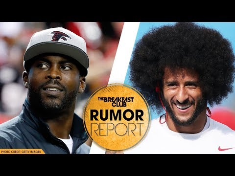 Thumbnail: Colin Kaepernick Says Michael Vick Has 'Stockholm Syndrome' After Telling Him To Cut His Hair