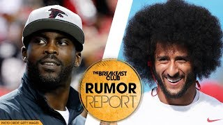 Colin Kaepernick Says Michael Vick Has 'Stockholm Syndrome' After Telling Him To Cut His Hair