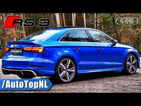 2018 Audi RS3 Sedan   EXHAUST SOUND LOUD!!   By AutoTopNL