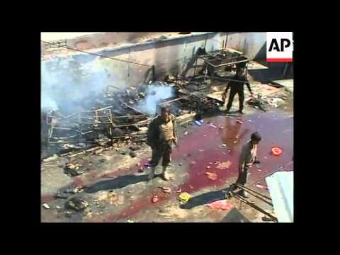 Gunmen kill 47 factory workers at checkpoint,  16 killed in bomb attack on