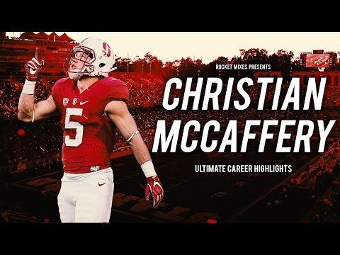 Christian McCaffrey - Stanford RB || Ultimate Career Highlights