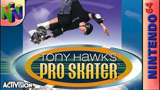 Longplay of Tony Hawk's Pro Skater