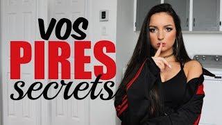 JE RÉVÈLE VOS SECRETS #2