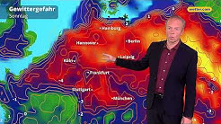 Wetter heute: Die aktuelle Vorhersage (19.05.2019)