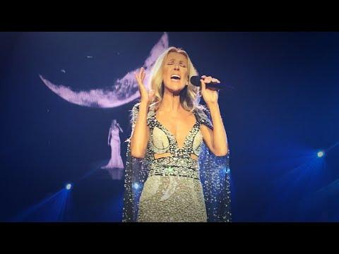 Céline Dion - Final Speech - Somewhere Over The Rainbow - Live In Las Vegas - 8th June 2019