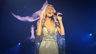 Céline Dion - Final Speech - Somewhere Over The Rainbow - Live In Las Vegas - 8th June 2019