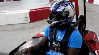 Drifting Go Karts