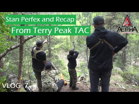 Vlog 7- Stan Perfex Resistance And Terry Peak TAC