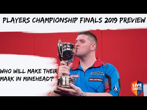 Players Championship Finals 2019 Preview & Predictions: Who will make their mark in Minehead?