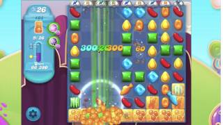 Candy Crush Soda Saga Level 408  No Boosters