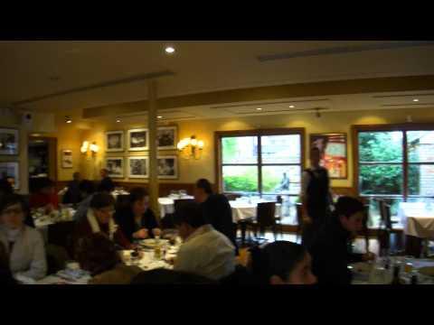 Brasserie Blanc Restaurant Oxford England, UK