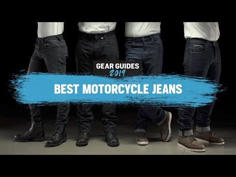 Thumbnail for Best Motorcycle Riding Jeans 2019