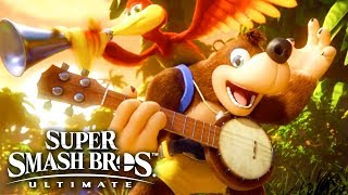 Super Smash Bros. Ultimate - Banjo-Kazooie Reveal Trailer | E3 2019