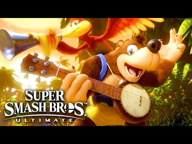 Super Smash Bros. Ultimate – Banjo-Kazooie Reveal Trailer | E3 2019