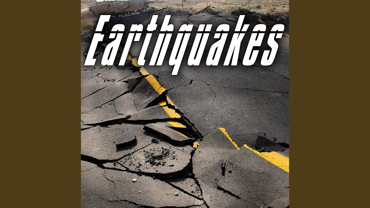 Earthquake Heavy Rumble With Ground Cracks And Implosion Youtube