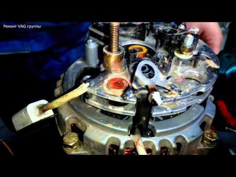 видео: доработка генератора 90А электром г Чебоксары 3750 3771 164 с реле регулятором hugo на 14.5в