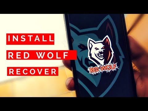 How to Install RedWolf Recovery on Redmi Note 4 or Any