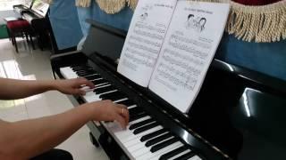"""Bài mẫu """"Cả nhà thương nhau"""" của TT Piano HÀ NỘI đt 0946836968"""