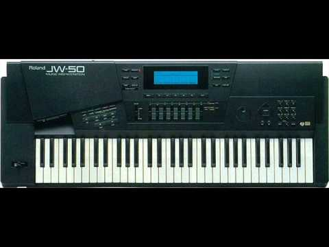 ALL NIGHT By Janet Jackson Video,Midi JW50 Keyboard By Zoilo M Hingabay