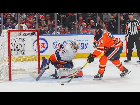 Best Shootout Goals from 2017-18