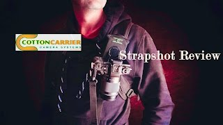 Cotton Carrier Strapshot Camera Holster Review