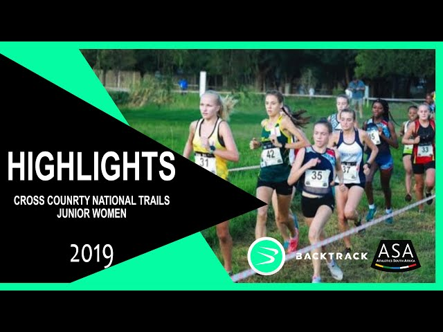 ASA XC Trials Junior Women