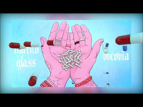 MARKO GLASS - XANNY (feat. Bvcovia) [Official Visualizer]