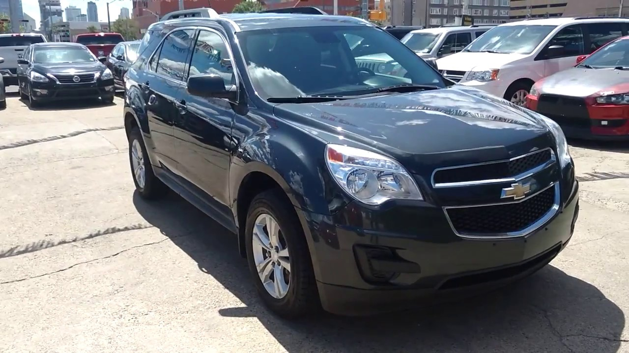 All Chevy 2014 chevrolet suv : Used Chevrolet SUV in Edmonton - 2014 Chevrolet Equinox for Sale ...