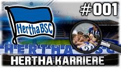 FIFA 17 HERTHA BSC KARRIERE