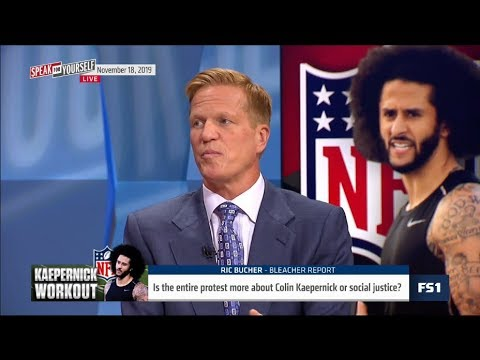 SPEAK for YOURSELF | Is the entire protest more about Colin Kaepernick or social justice?