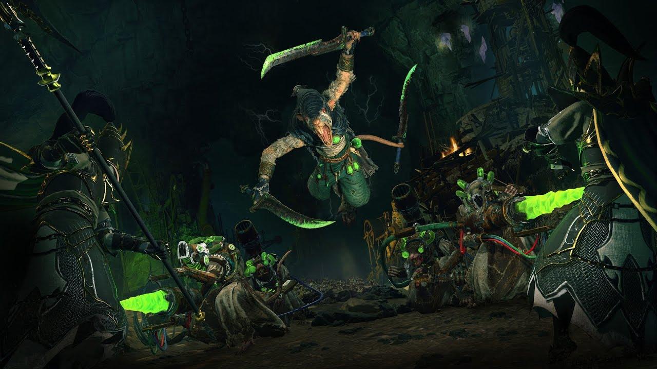 Второе пришествие скавенов - Total War: Warhammer 2 (Эшин)#01