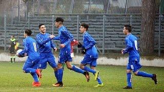 Gli Azzurrini di Bigica vanno a caccia della qualificazione alla fa...