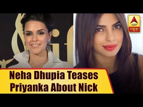 Neha Dhupia teases Priyanka Chopra about Nick Jonas & we find it cute!