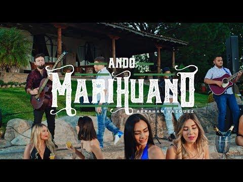 Ando Marihuano - (En Vivo) - Abraham Vazquez - Puro Pa'DELita - DEL Records 2019