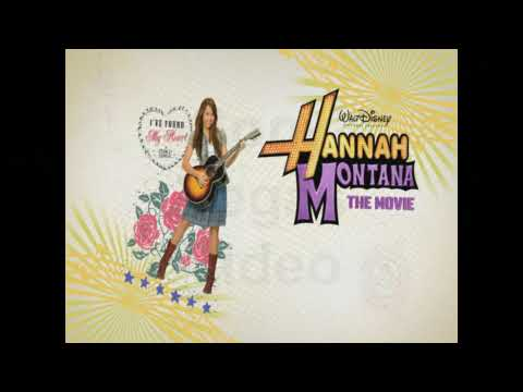 Hannah Montana The Movie Wii game: End credits song: Rockstar & Nobody's perfect (karaoke)