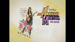 Hannah Montana The Movie Wii game: End credits song: Rockstar & Nobody
