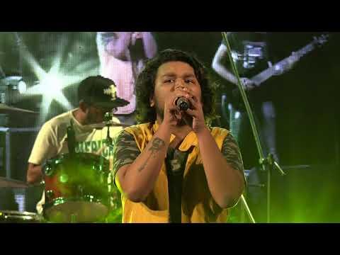 MAULA RE | CHAAMP | LIVE || @ANURAAG || ON THE ROCKS 2K17