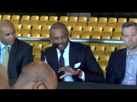 Towson Athletics Hosts Greater Baltimore Basketball Media Day