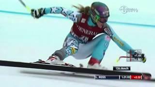 Caídas de la Copa del Mundo de Esquí 2012