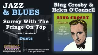 Bing Crosby With Helen O