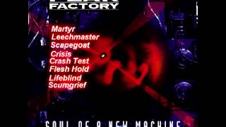 Fear Factory (Soul of a New Machine)-(Full Album)Official