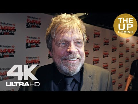 Mark Hamill interview: Star Wars Last Jedi, Daisy Ridley steps in, becoming an actor – Empire Awards